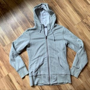 Andy Warhol reversible zip up sweatshirt size M